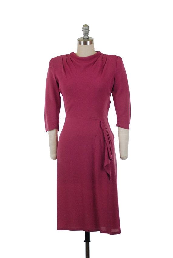 Vintage 1930s Dress - Foxy Vintage Late 30s True F