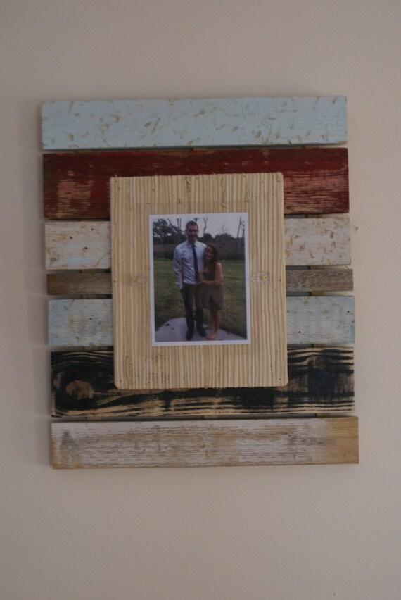 Marco de madera problemas reclamó marco de madera marco de   Etsy