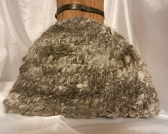 Viking, Norse, Anglo Saxon, Nalbinding hat, Hand spun wool and dyed, oslo stitch, Custom order hat, pick your colours and materials