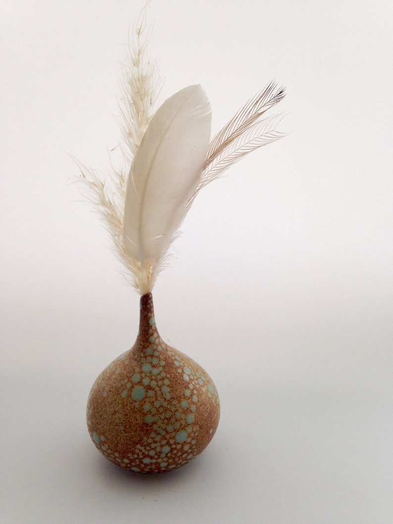 Little Brown Vase Number 3