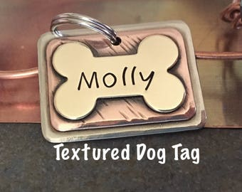 Dog Tags for Dogs | Personalized Dog Tag | Small Dog ID Tag | Pet ID Tag | Custom Dog Tag | Custom Pet Tag | Dog Tag | Small Dog Tag