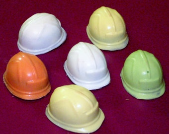 Construction Hat Chocolate Candy Mold  Create Design Hard Hat