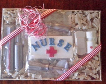 Chocolate Nurse Gift Set