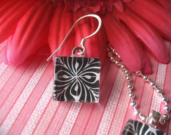 100 Earring Glass TilesGlass tiles for pendants