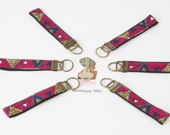 Key fob wristlet gifts for her under 10