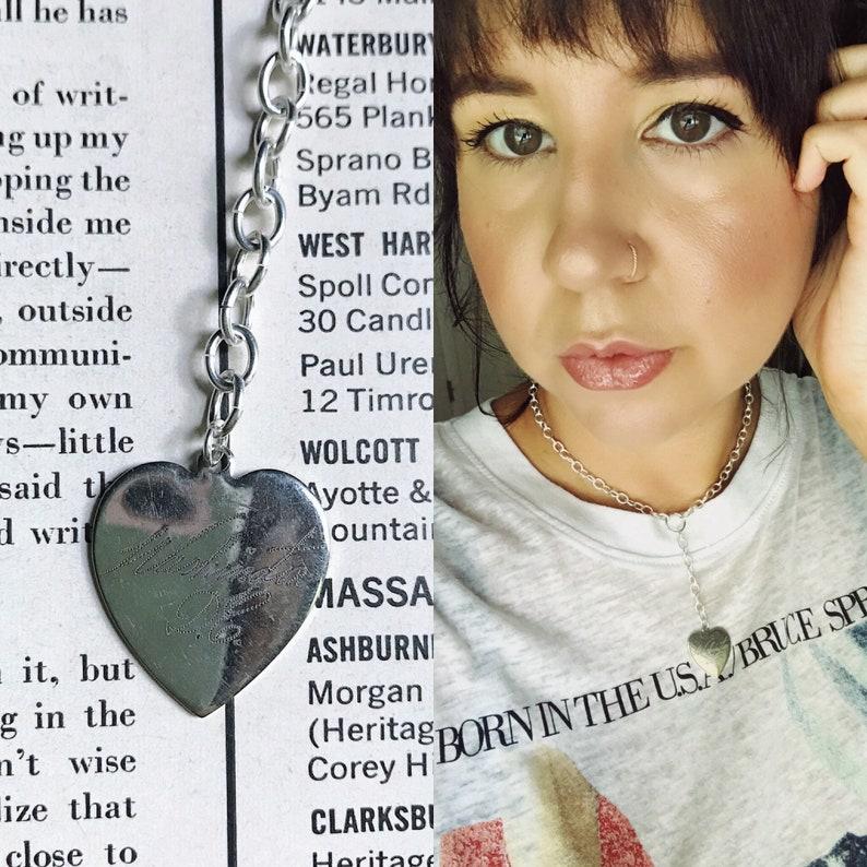 2000s Hearts Club Necklace