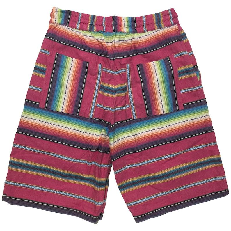 Titicaca Striped Shorts