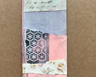 Collage Bookmark