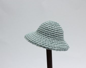 3fa02821138 Premium straw doll hat for DIY