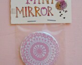 Arctic Circle Mini Mirror