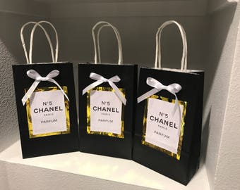 299a81dab849b3 Number 5 Parfume Party Bags