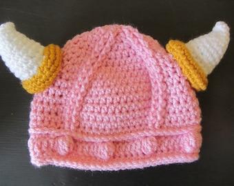 Minnesota Viking Hat for Baby Girl 217d9b0c7