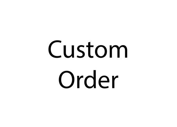Custom Oven Mitt & Pot Holder Order