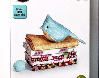 Kid Giddy Sizzix Bird and Egg Die - Make Your Own Bird Stuffed Animal with eggs