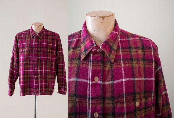 Vintage Flannel / Vintage Flannel XL / Arrow Brand