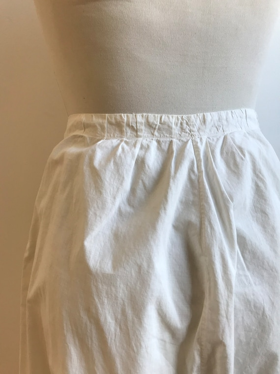 Antique Cotton Bloomers / Vintage Cotton Bloomers… - image 5
