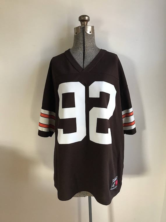 Vintage Cleveland Browns Jersey / 1980s Throwback