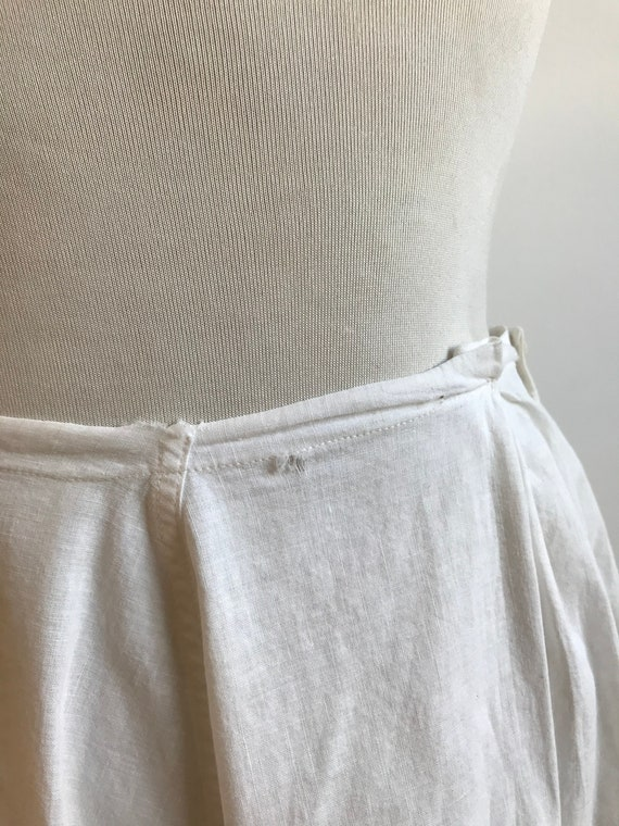 Antique Cotton Bloomers / Vintage Cotton Bloomers… - image 9