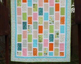 Brickyard - QUILT PATTERN