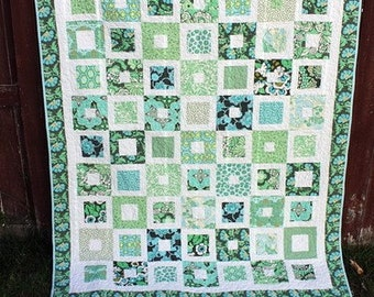PATTERN - Windows Quilt