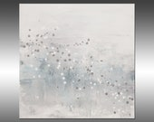Sea Spray 3 - PAINTING PRINT - Stretched Canvas, Gallery Quality Giclee Print of Gorgeous Original Painting by Hilary Winfield