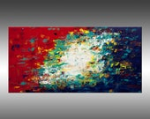 Searching 14 - PAINTING PRINT - Gallery Quality Giclee Print of Gorgeous Original Painting by Hilary Winfield