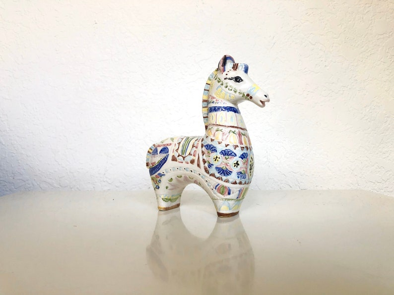 Bitossi Style Horse