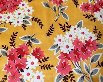 Denyse Schmidt Flea Market Fancy  yellow Bouquet