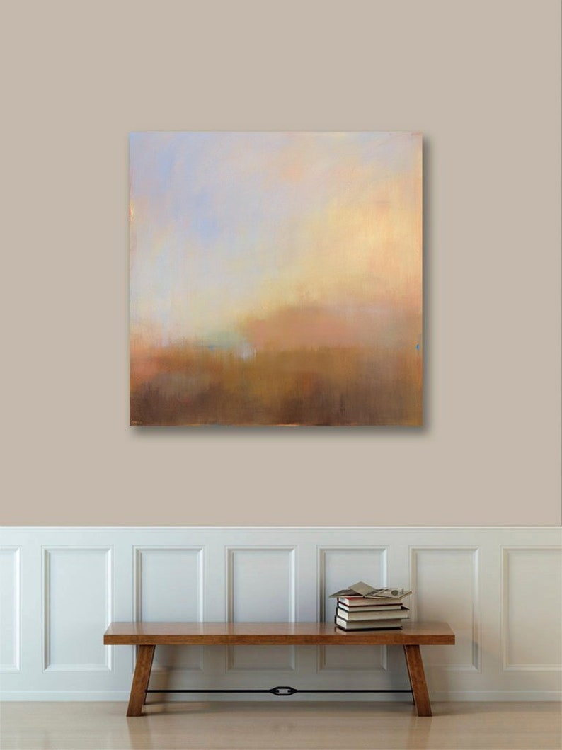 Large wall art abstract art best selling items abstract landscape painting large canvas print large canvas abstract art