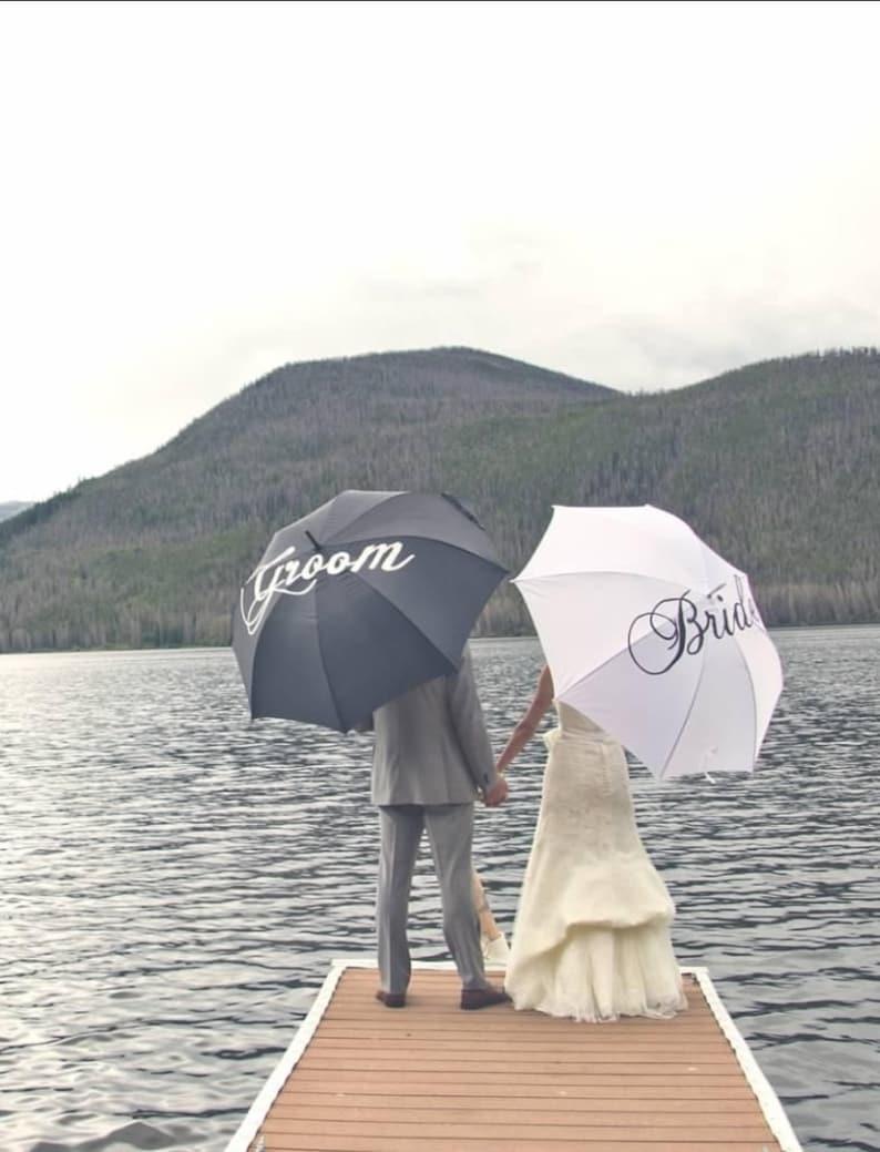 Custom Handpainted Umbrellas image 0