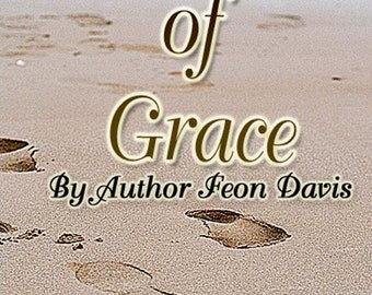 Footsteps of grace - Christian poetry Paperback Book-by Feon Davis