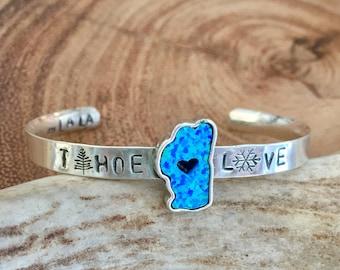 Tahoe Love Cuff Bracelet