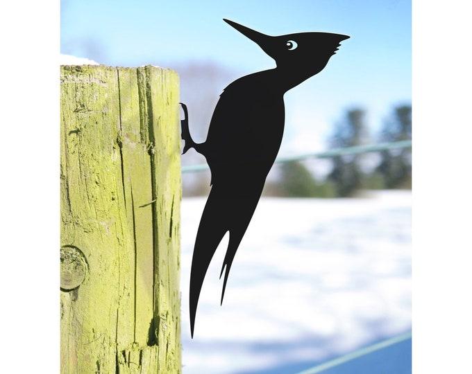 Woodpecker Yard Art, Lawn Ornament