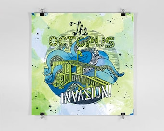 The Octopus Invasion