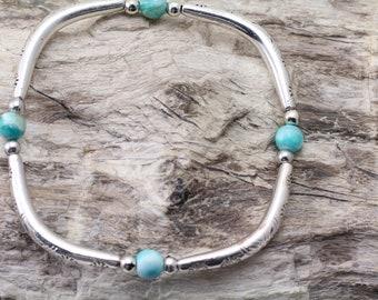 Hemimorphite Bracelet.Listing 752625915