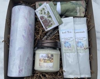 Refreshing Summer Tea and Lemonade Mug Gift Box Set No 70