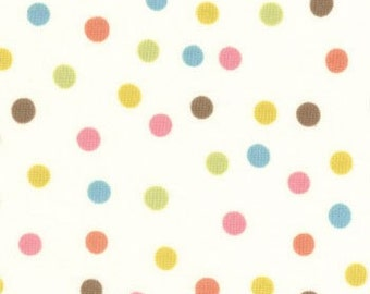 Lila Tueller for Moda, Spirit, Bubbly in Ivory 11436-16 - 1 Yard Clearance