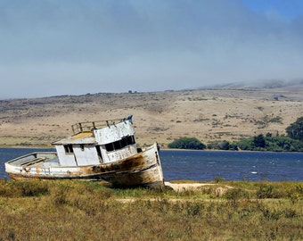 Landscape Photography-This Old Boat