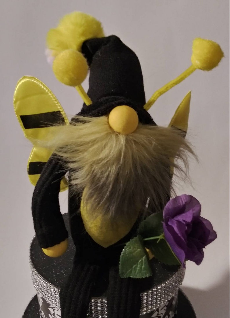 Billy the Bumble Bee Gnome handmade gnomes image 0
