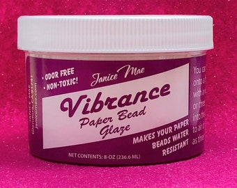Vibrance In A Jar, 8 oz. (Wide Mouth)