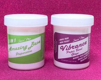 Base & Glaze Kit - 4oz Size