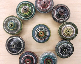 Small Saucer Beads