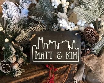 Nashville Ornament Etsy
