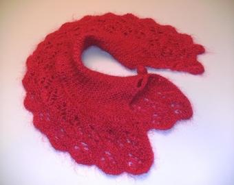 PDF Pattern for Charlotte's scarflet