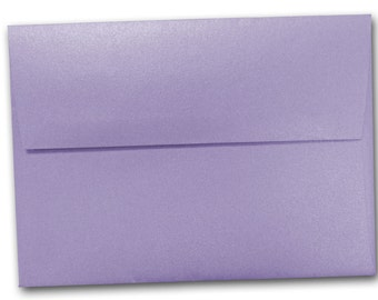 Metallic Amethyst A2 Envelopes - 25 pack