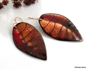 Enameled Jewelry