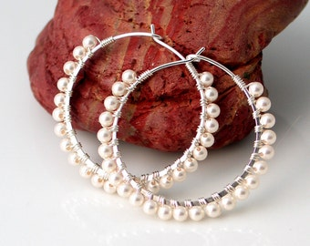 Creative Pearls to Wear