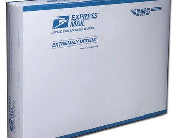 Express Shipping Upgrade, USPS Express Mail, U.S. Customers Domestic Mail Only