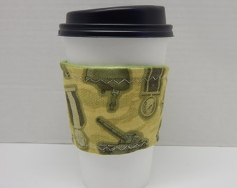 Reusable Drink Wrap Military