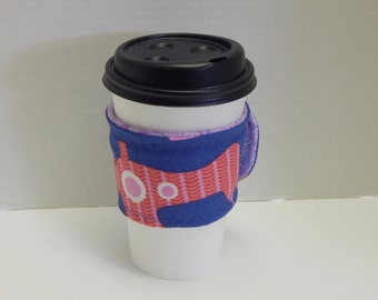 Reusable Drink Wrap Sewing